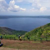 Apoyo Lake in Granada, Nicaragua