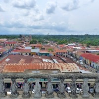 Photo of Cathedral Roof in Leon, Nicaragua