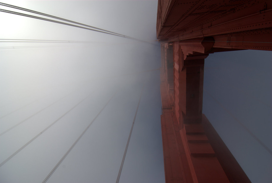 Photo of Fog in San Francisco, USA
