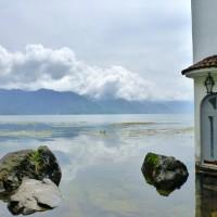 House in Lago de Atitlan, Guatemala