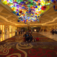 Photo of Inside Bellagio in Las Vegas, USA