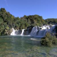 Krka National Park in Lozovac, Croatia