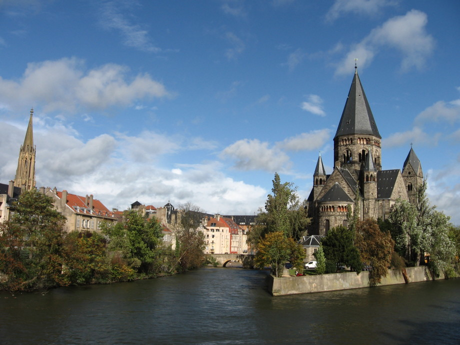 Photo of Metz, France