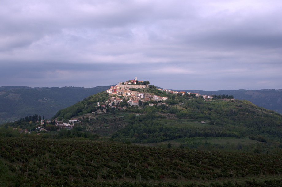 Photo of Motovun, Croatia