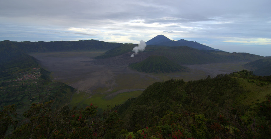 Photo of Mount Bromo in Cemoro Lawang, Indonesia