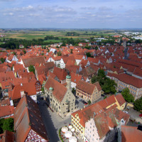 Photo of Noerdlingen, Germany