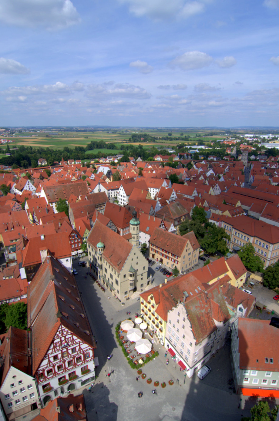 Photo of Noerdlingen, Germany