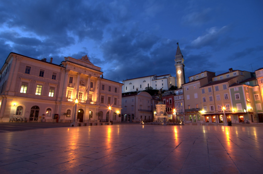 Photo of Piran, Slovenia