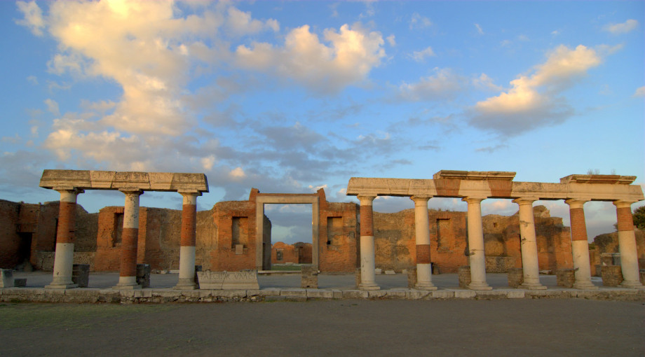 Photo of Pompei, Italy