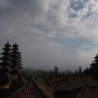 Pura Besakih in Bali, Indonesia
