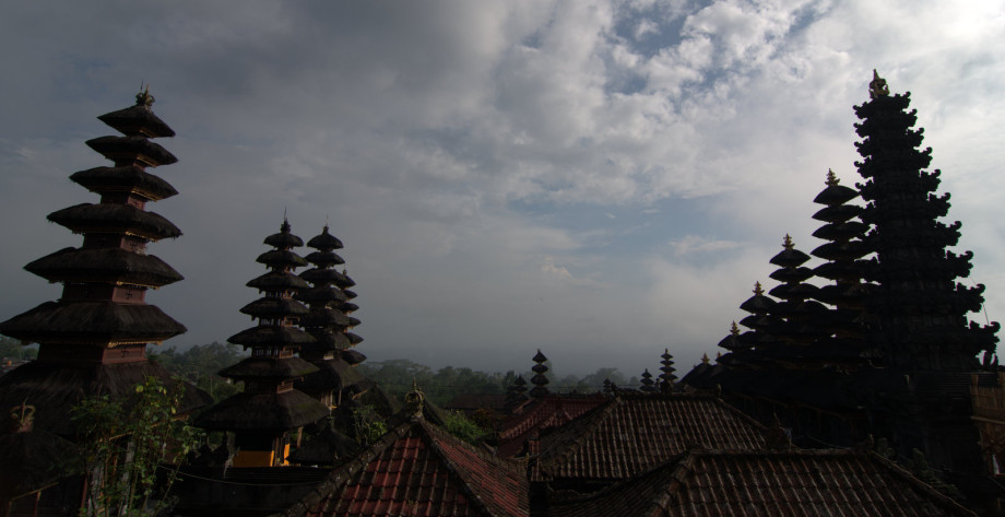 Photo of Pura Besakih in Bali, Indonesia