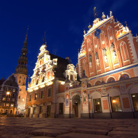 Photo of Riga, Latvia
