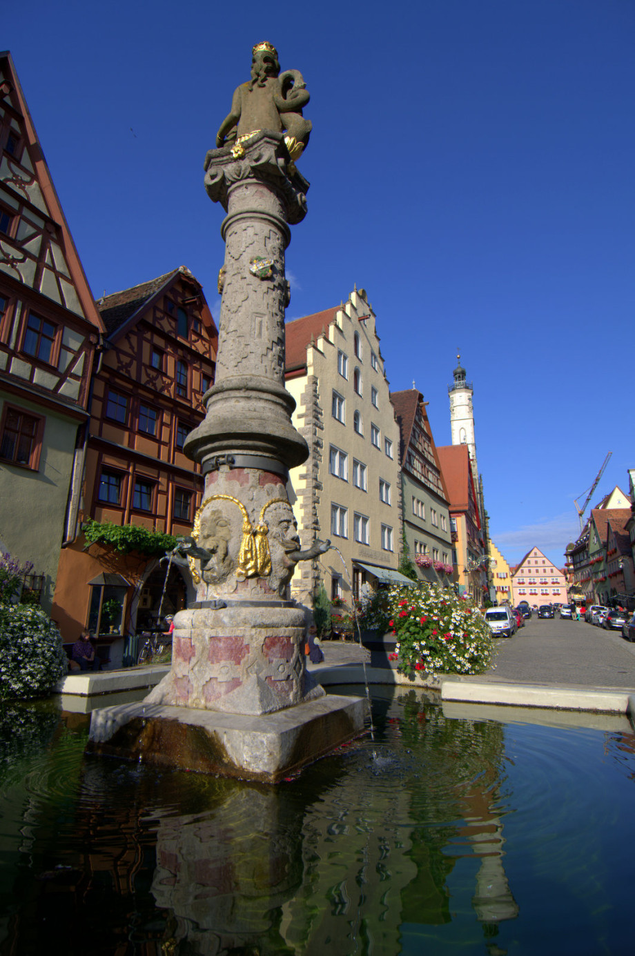 Photo of Rothenburg ob der Tauber, Germany