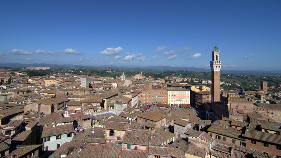 Photo of Siena, Italy
