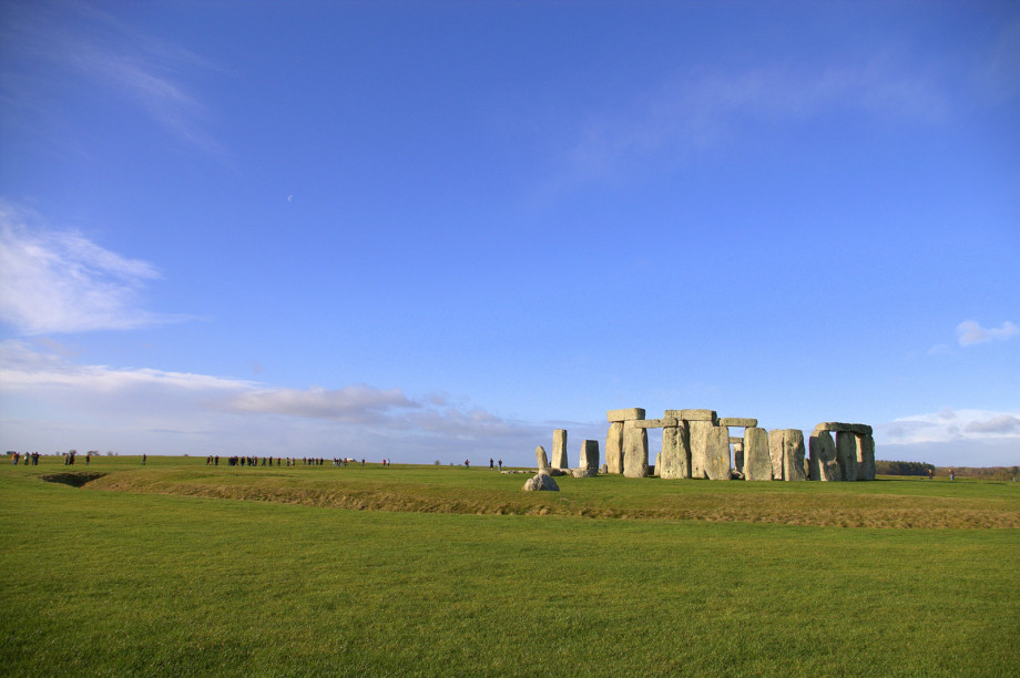 Photo of Stonehenge in Amesbury, United Kingdom