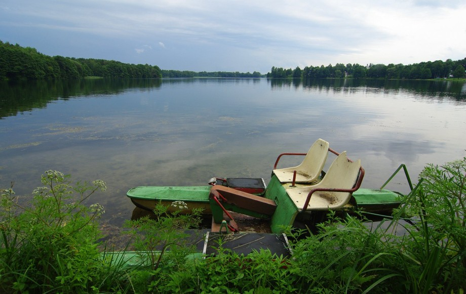 Photo of Trakai lakes