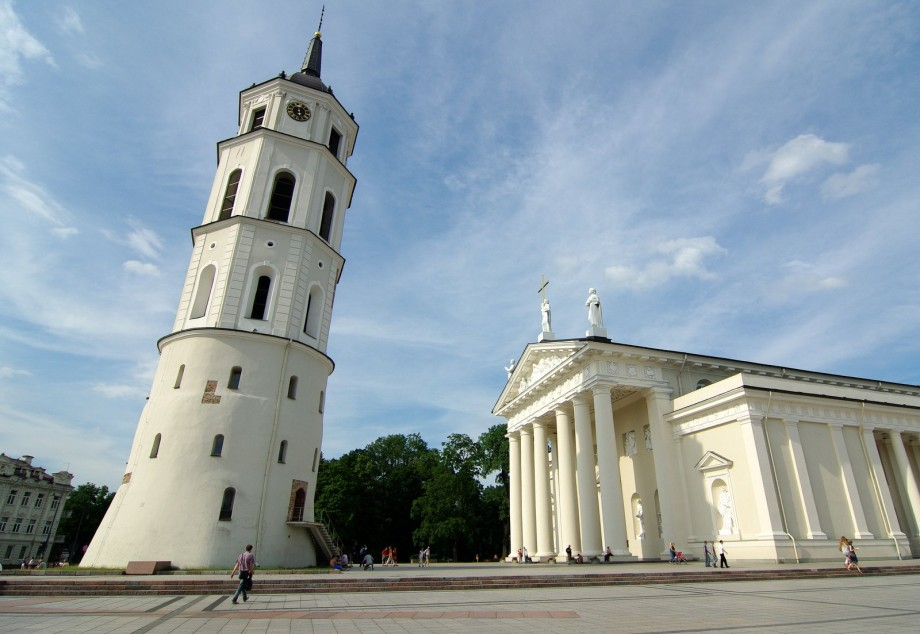 Photo of Cathedral of Vilnius