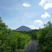 Volcano in Telica, Nicaragua
