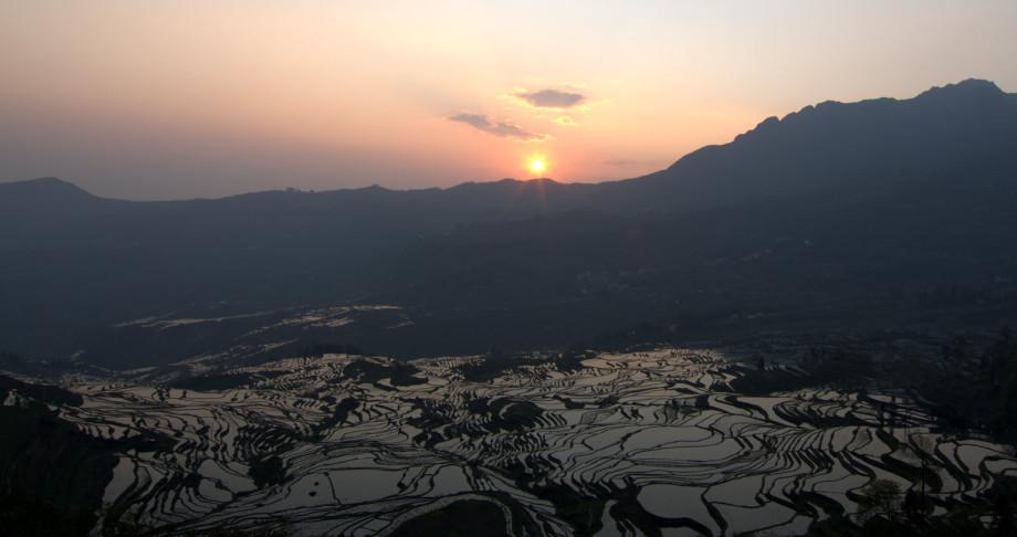 Photo of Yuanyang, China