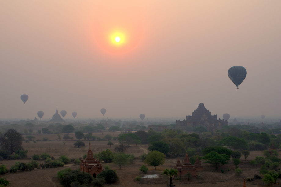 Photo of Bagan, Myanmar