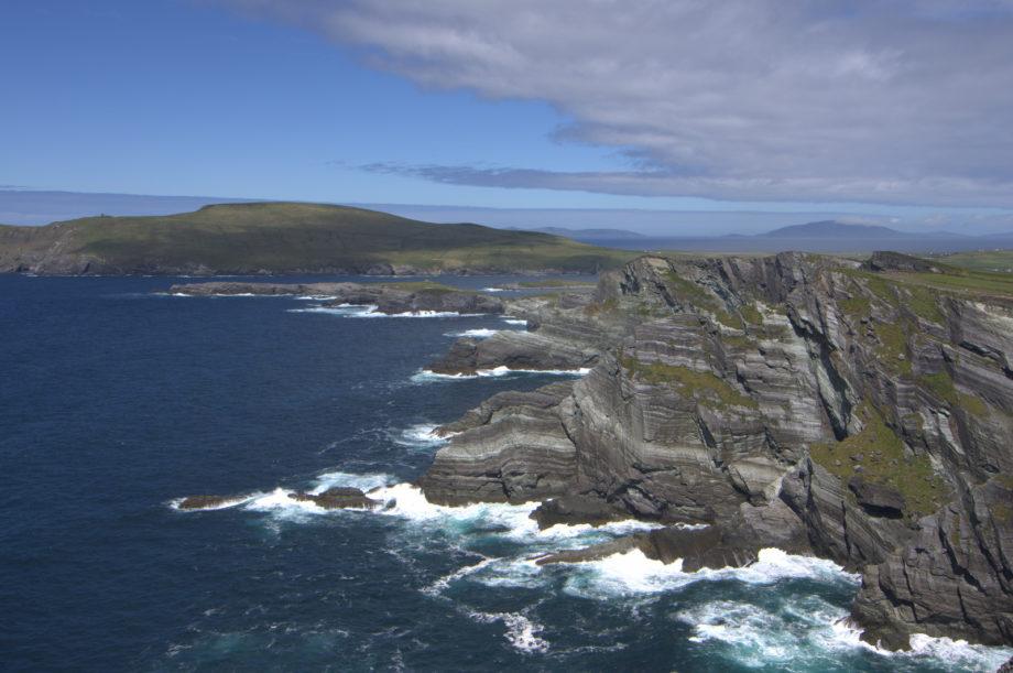 Photo of Kerry Cliffs in Portmagee, Ireland