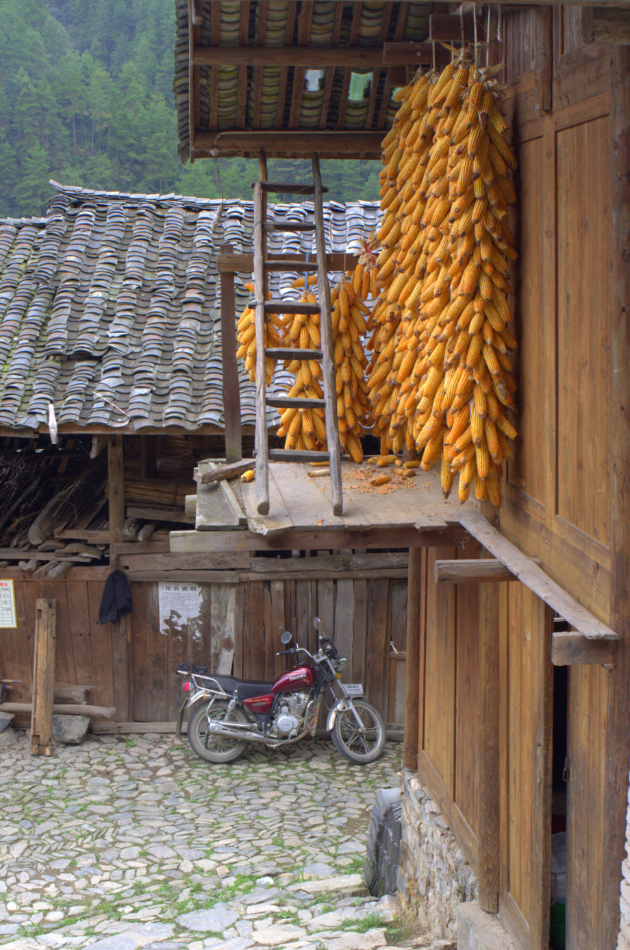 Photo of Miao Village in Kaili, China