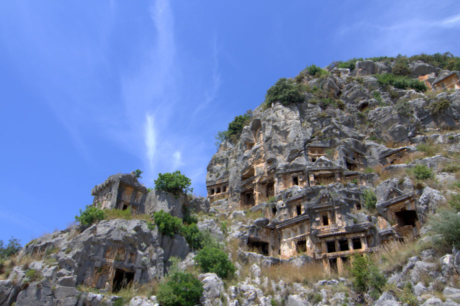 Photo of Ruins in Kas, Turkey