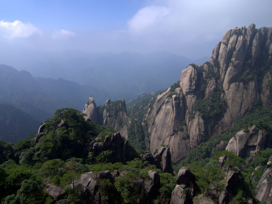 Photo of Sanqingshan, China
