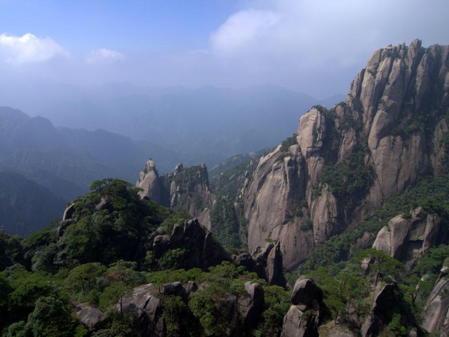 Photo of Sanqingshan, China