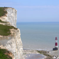 Seven Sisters in Eastbourne, United Kingdom
