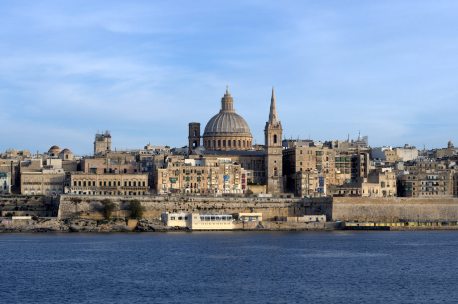 Photo of Valetta, Malta