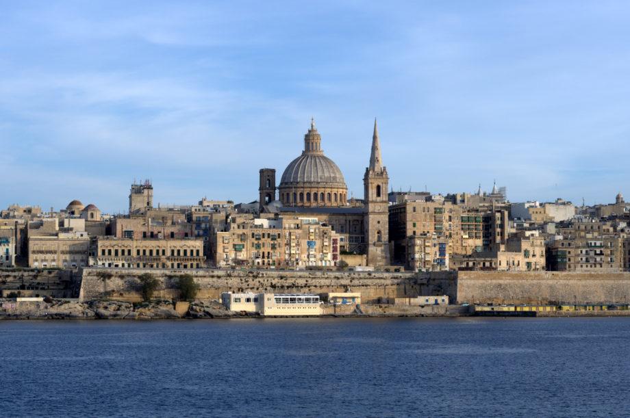Photo of Valetta, Malta
