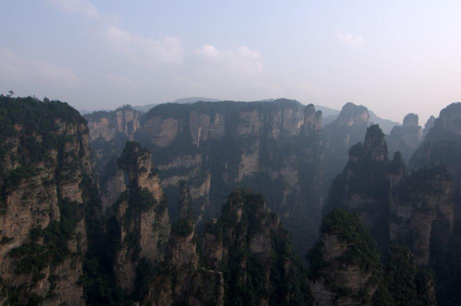 Photo of Zhangjiajie, China
