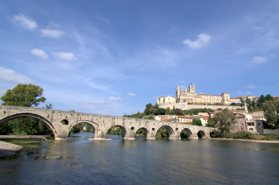 Photo of Beziers, France