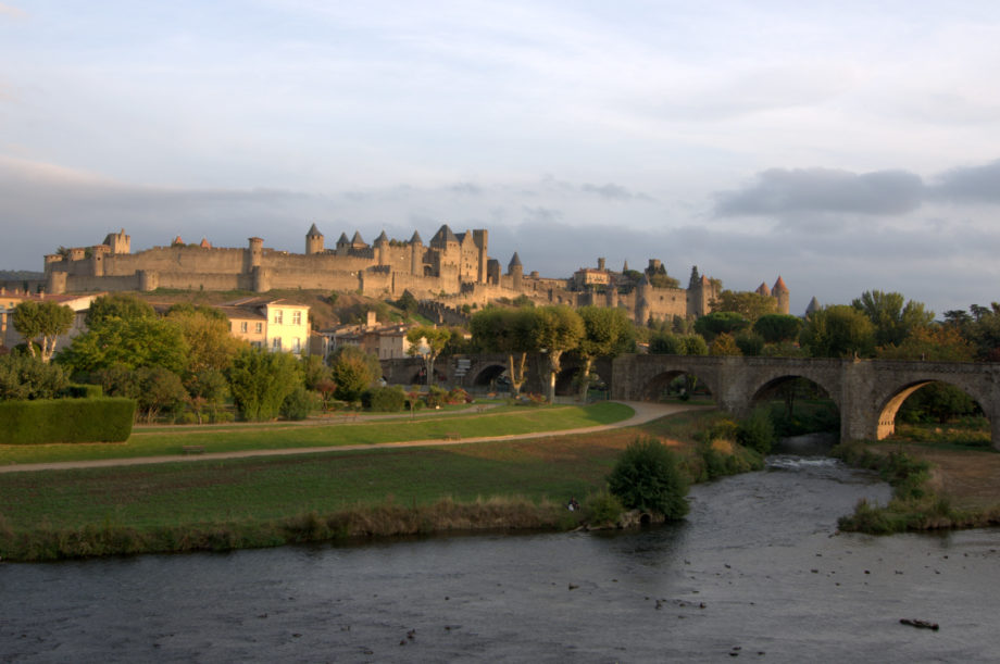 Photo of Carcassonne, France