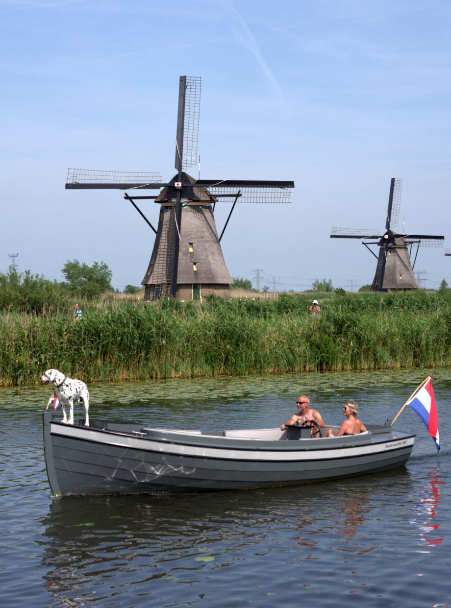 Photo of Kinderdijk in Rotterdam, Netherlands