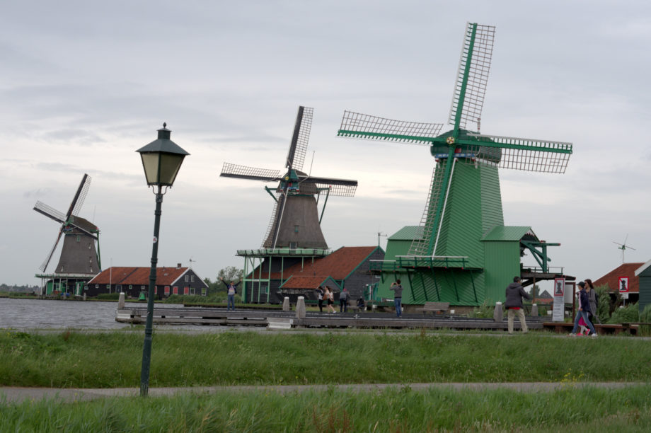 Photo of Zaanse Schaans in Amsterdam, Netherlands
