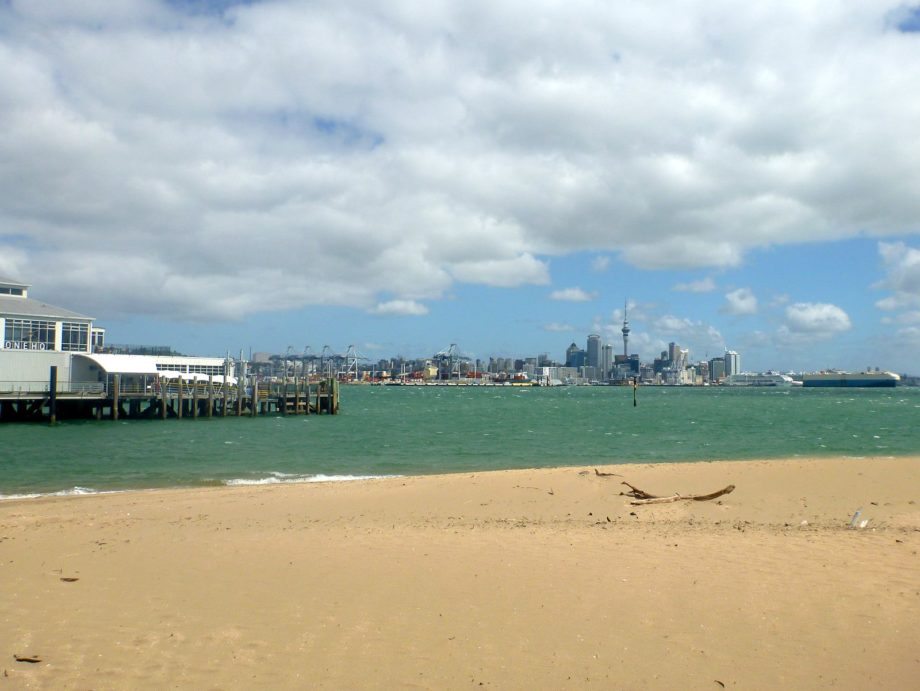 Photo of Auckland, New Zealand
