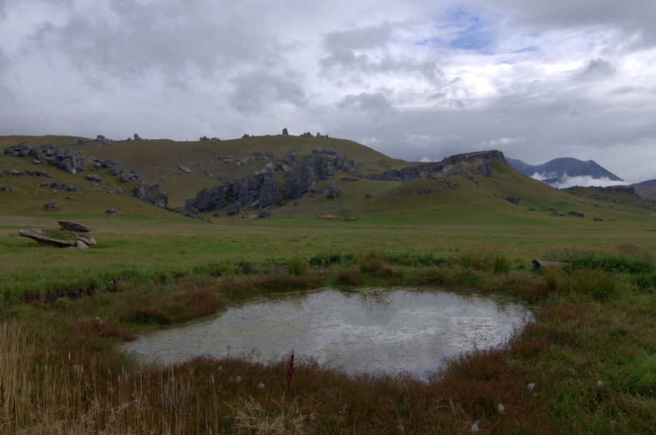 Photo of Castle Hill, New Zealand