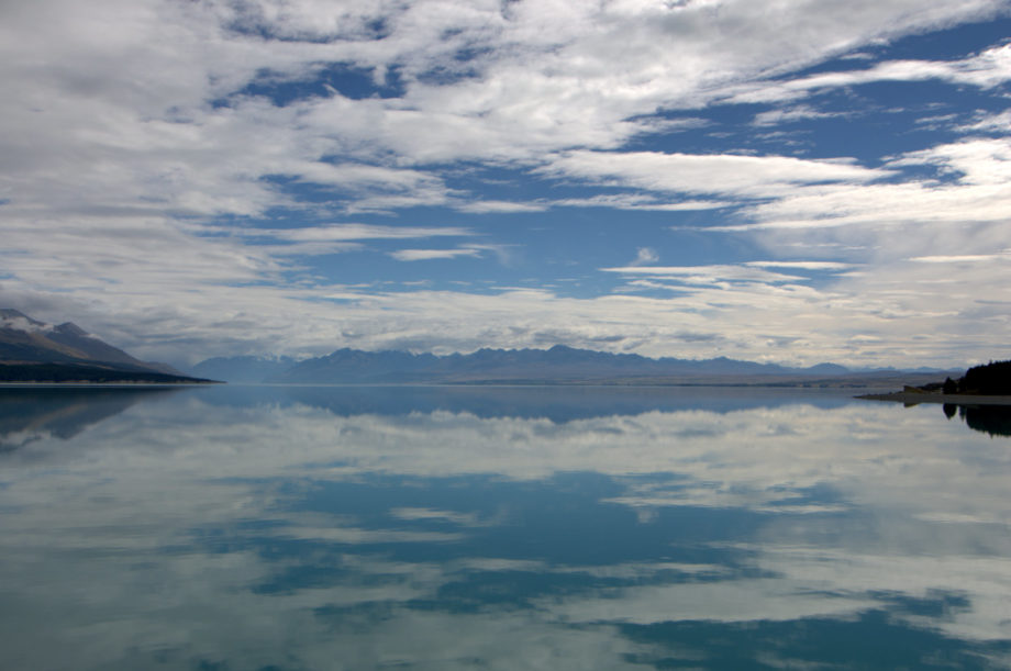 Photo of Pukaki, New Zealand