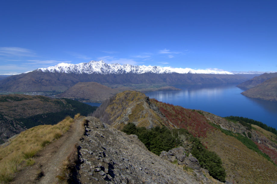 Photo of Queenstown, New Zealand