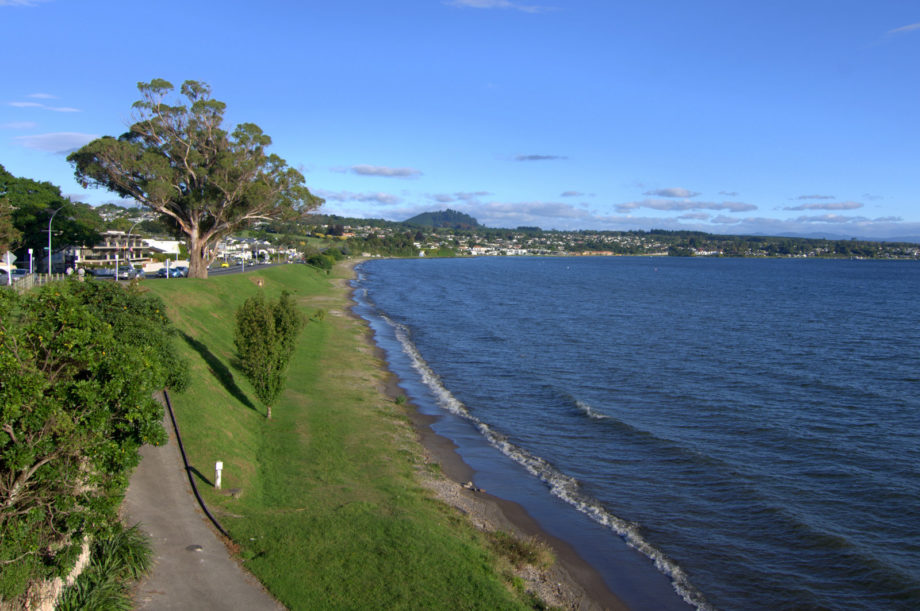 Photo of Taupo, New Zealand