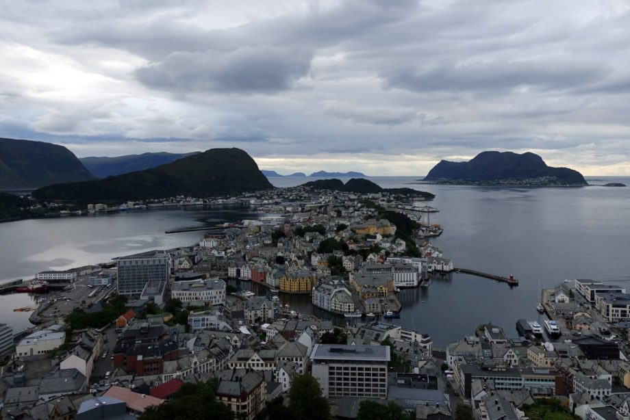 Photo of Alesund, Norway