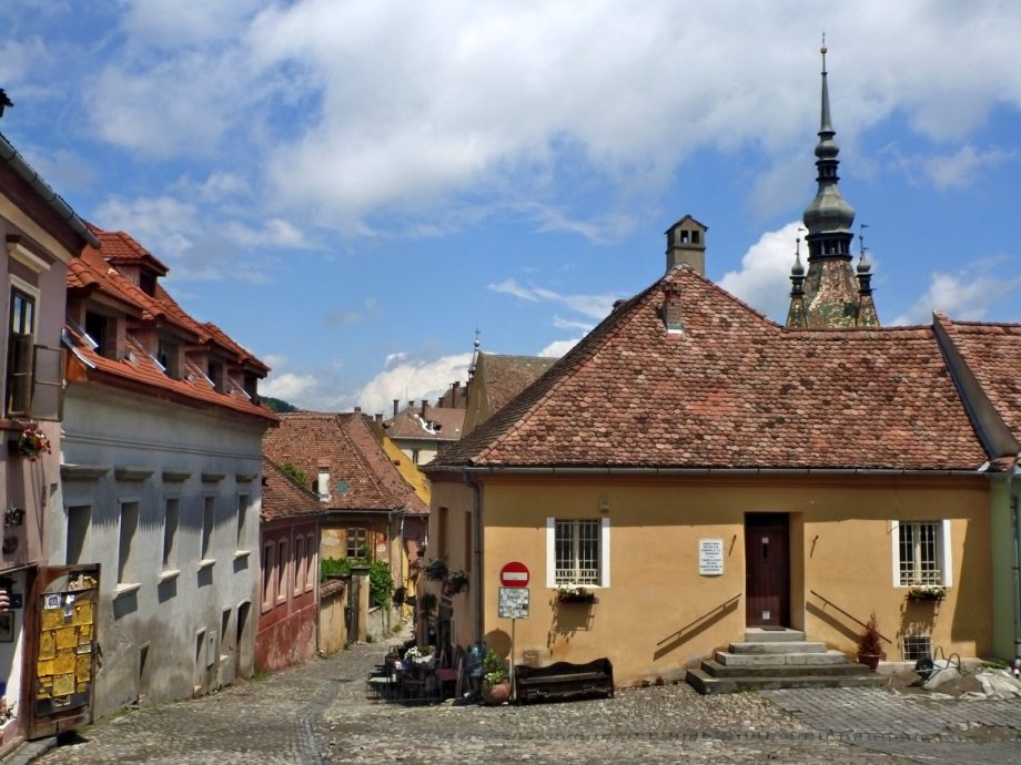 Photo of Sighisoara, Romania
